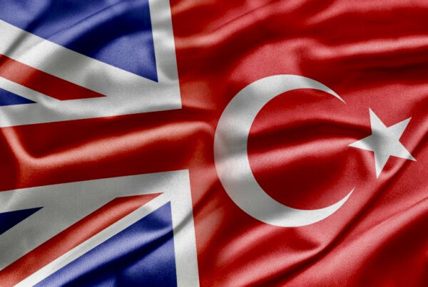 UK and Turkey
