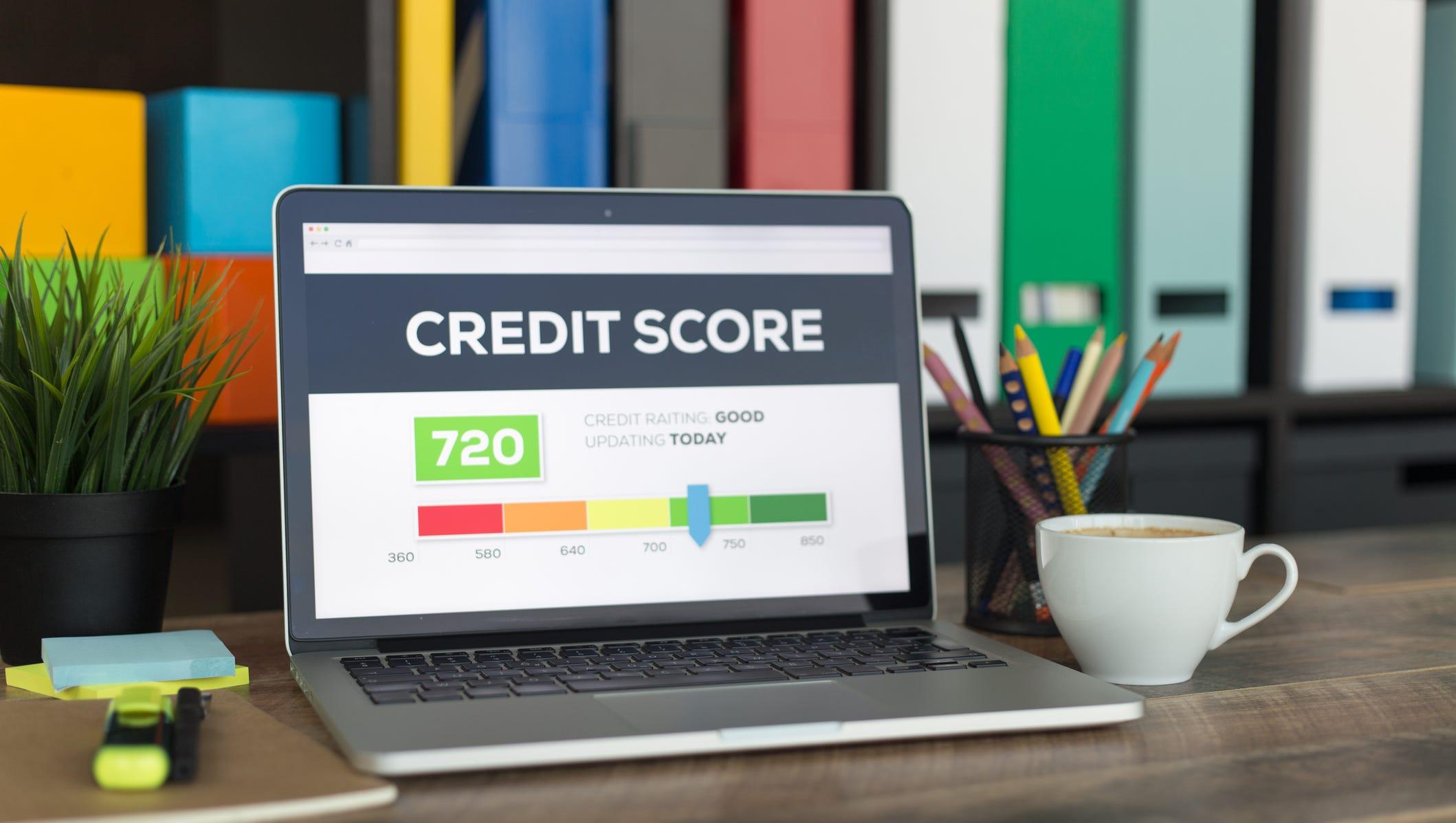 Top Five Credit Score Influencing Factors