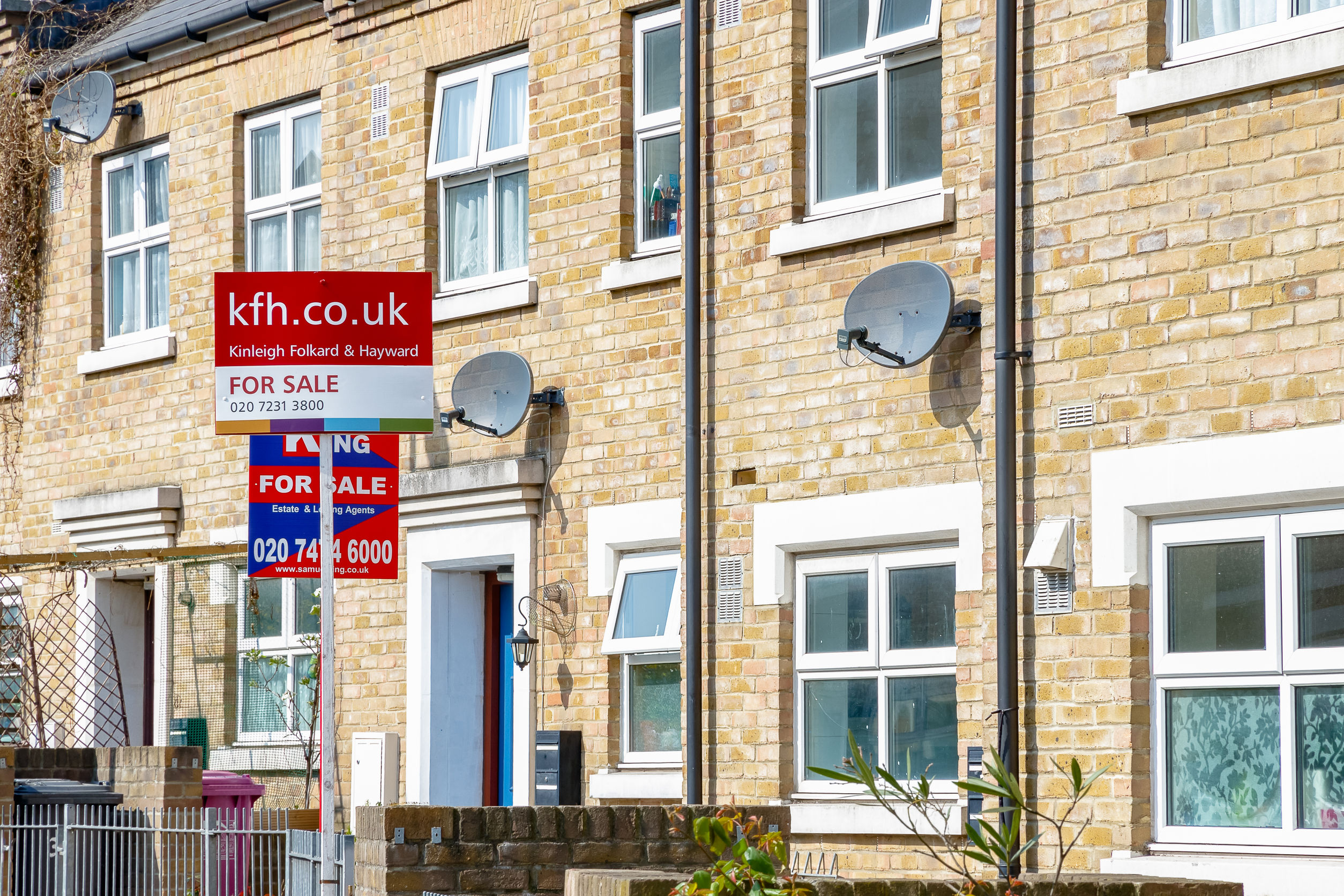 Confidence fuels a strong housing market